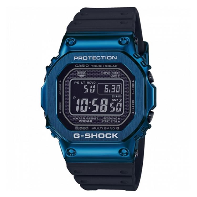 Bluetooth G-Shock GMW-B5000G-2ER - Multiband 6
