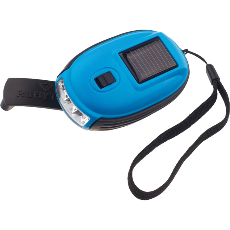 Xl Swing Solar Flashlight
