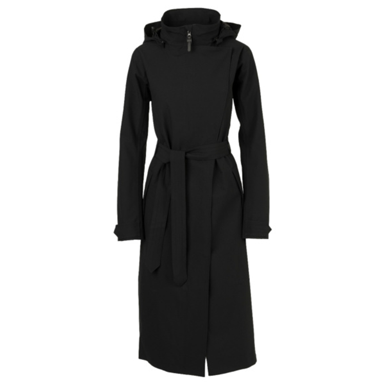 Urban Outdoor Trench Coat Long Women