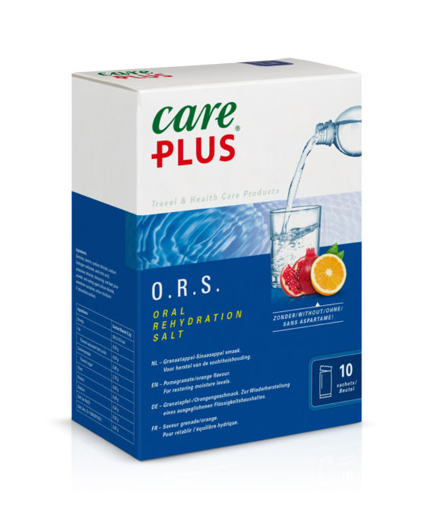 Cp O.R.S. - Oral Rehydration Salt, Pomegranate/Orange, 10 Sachets