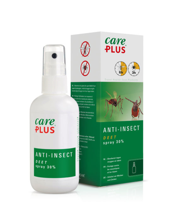 Anti-Insect Deet 30% Spray, 100 Ml