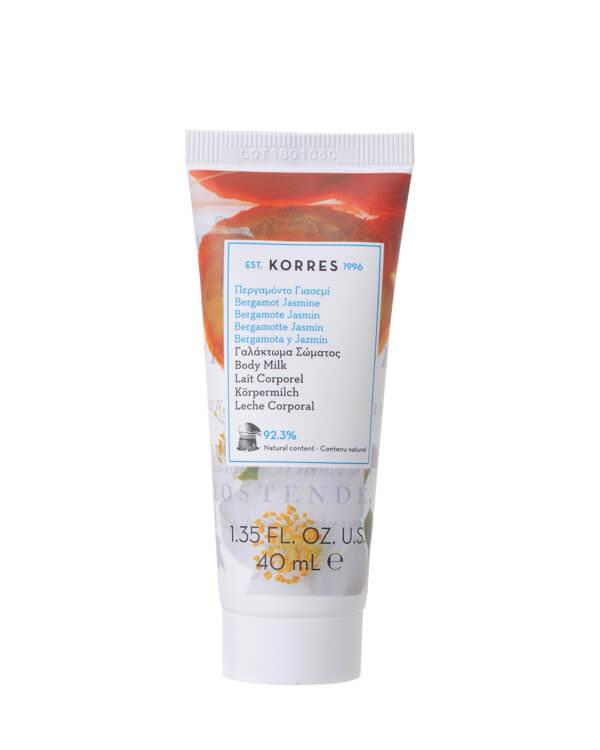 Korres - Bergamot Jasmine Body Milk - 40 ml
