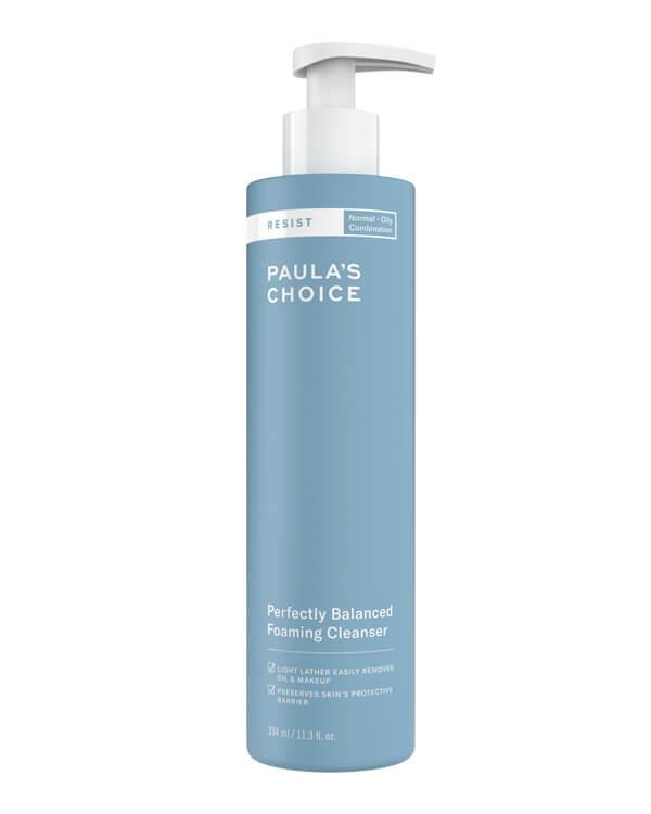 Paula's Choice - Resist Perfectly Balanced Foaming Cleanser - 334 ml