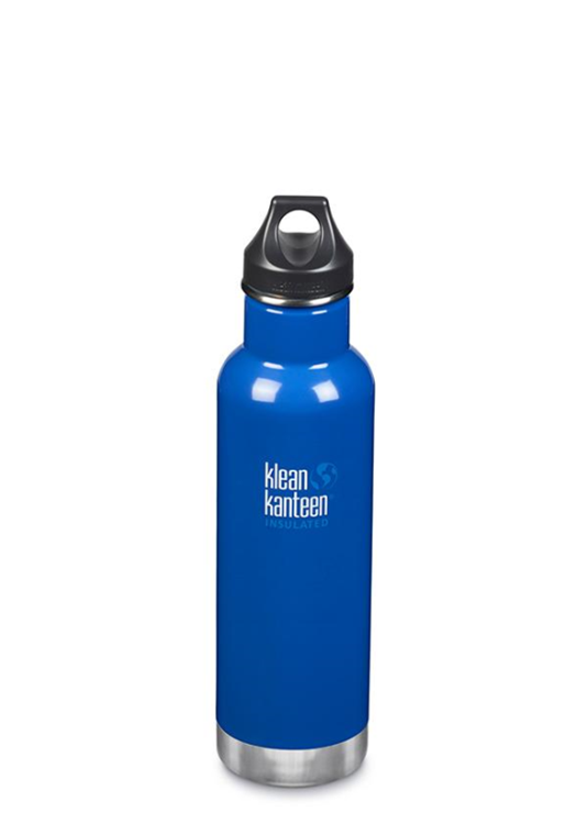 Klean Kanteen 20Oz  Classic Insulated /Loop Cap Thermofles