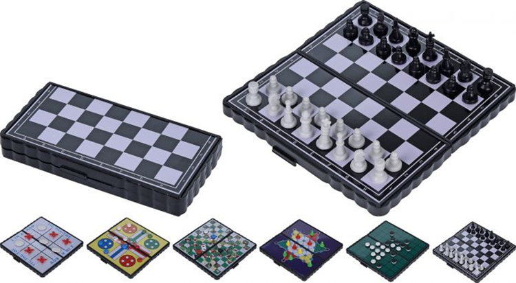 Reis Spelletjes Set 6Ass
