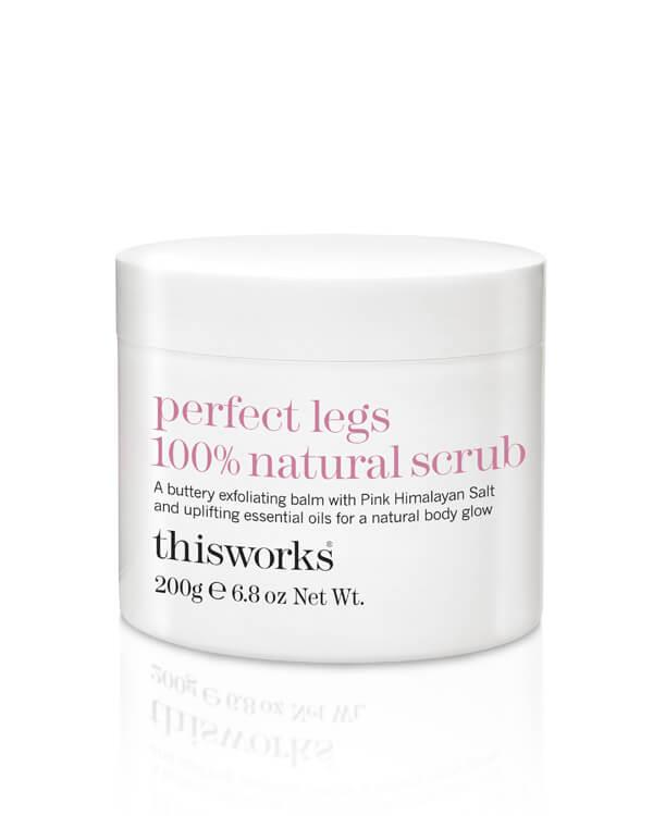 This Works - Perfect Legs 100% Natural Scrub - 200 gr