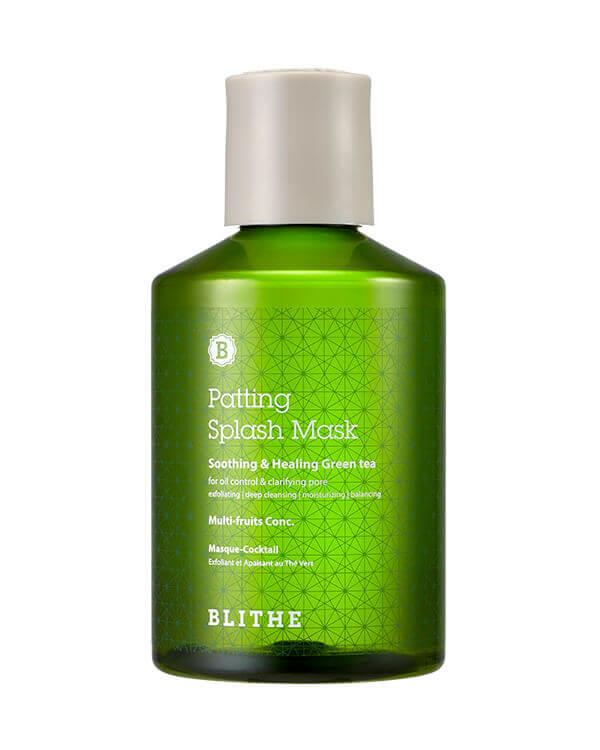 Blithe - Soothing & Healing Green Tea Patting Splash Mask - 200 ml