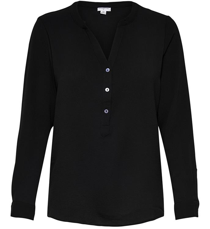 jdytrack l/s blouse Black
