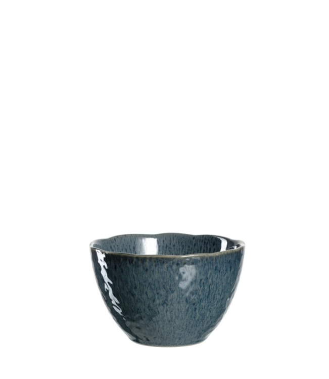 Leonardo Matera kom ∅15 cm - blauw