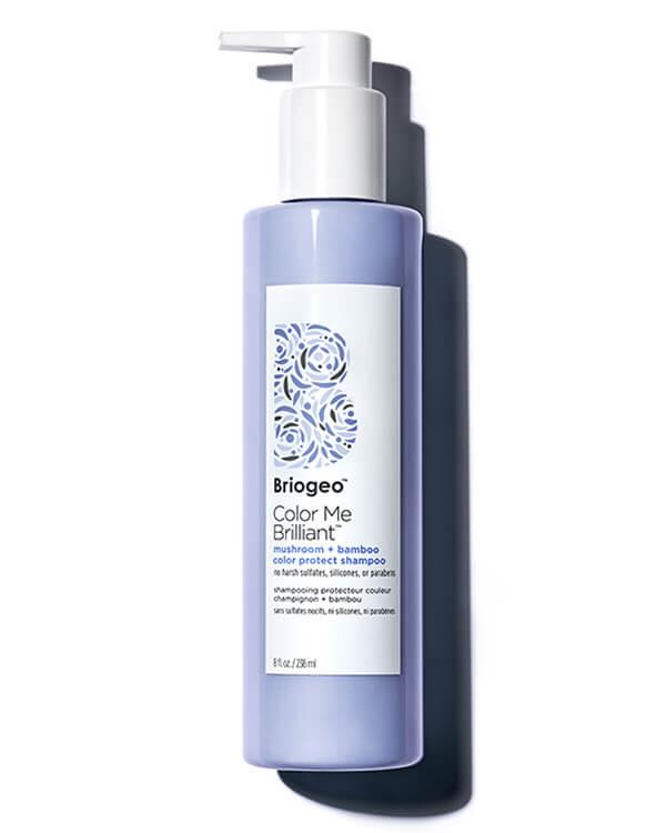 Briogeo - Color Me Brilliant™ mushroom + bamboo color protect shampoo - 236 ml