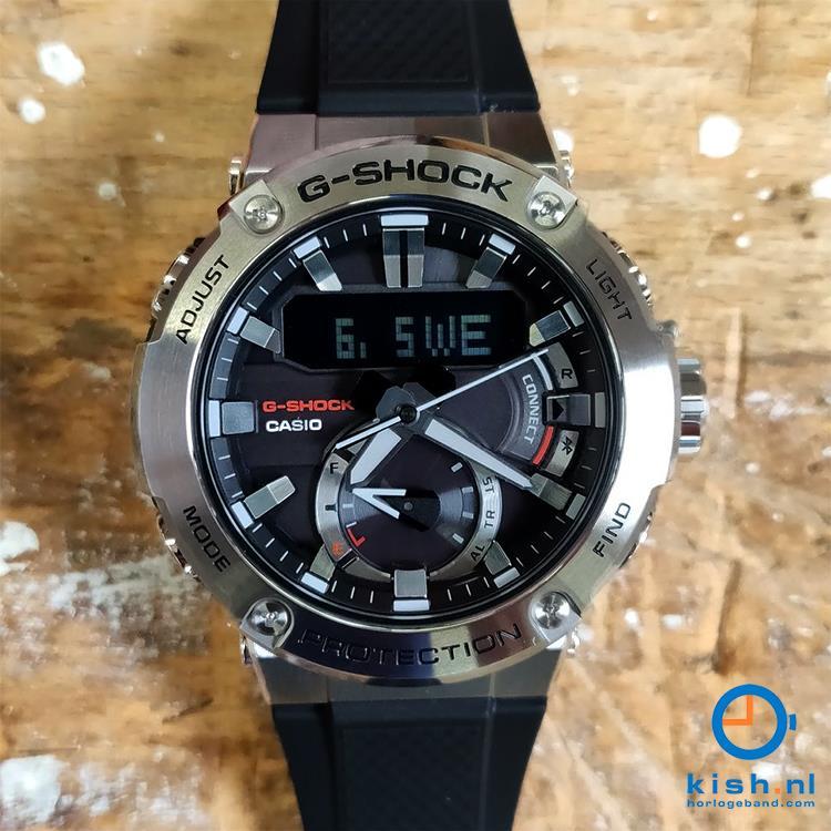 G Shock Gst B200 1aer Carbon Core Guard Kish Nl