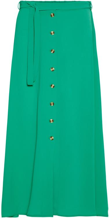 Vmsasha ancle skirt Holly green