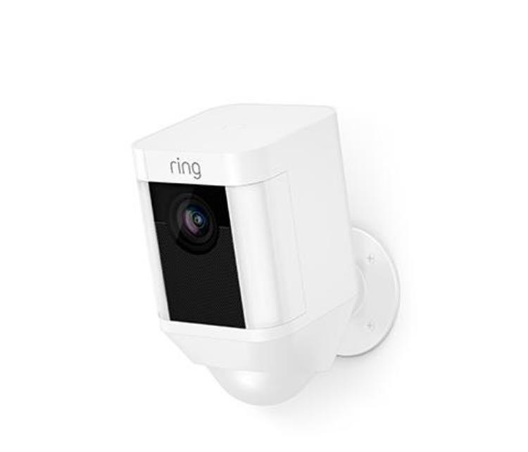 Ring Spotlight Cam Accu Wit