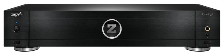 Zappiti Duo Pro 4K HDR MediaPlayer