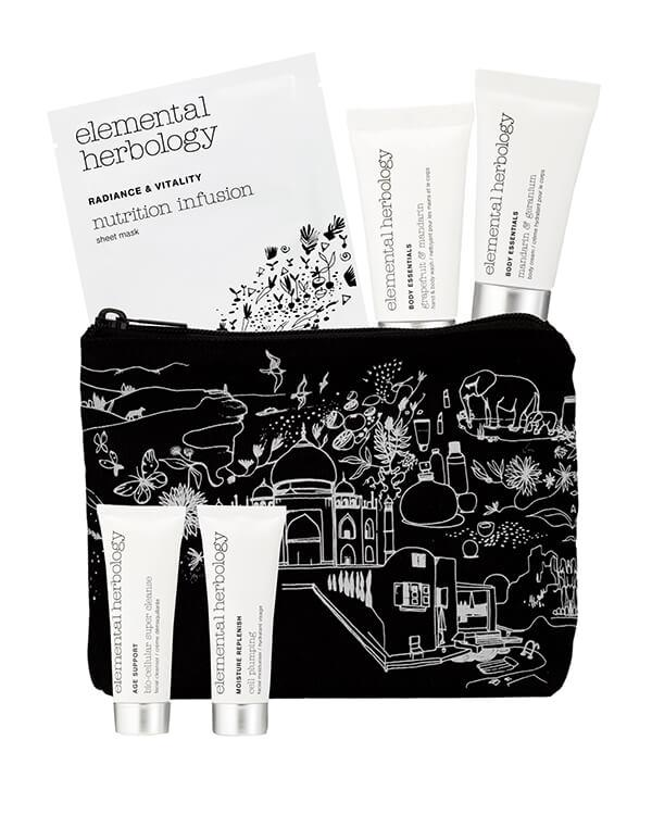 Elemental Herbology - Essentials Kit - 2 x 40 ml + 2 x 20 ml + 25 gr