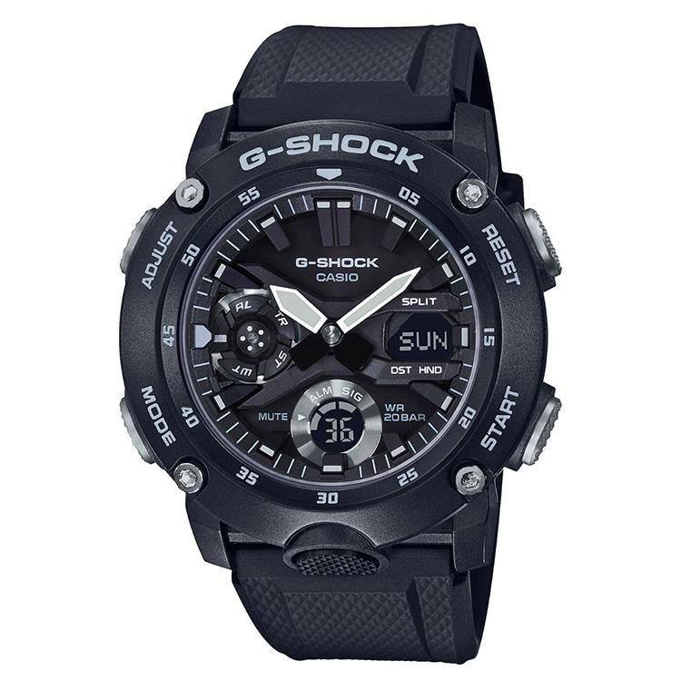 GA-2000S-1AER G-Shock - Carbon Core Guard