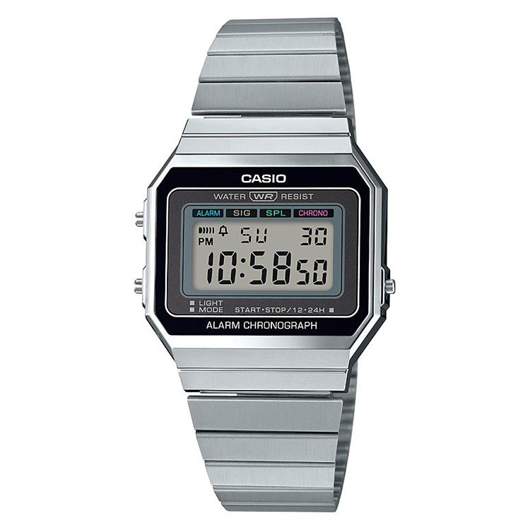 Casio Retro horloge A700WE-1AEF