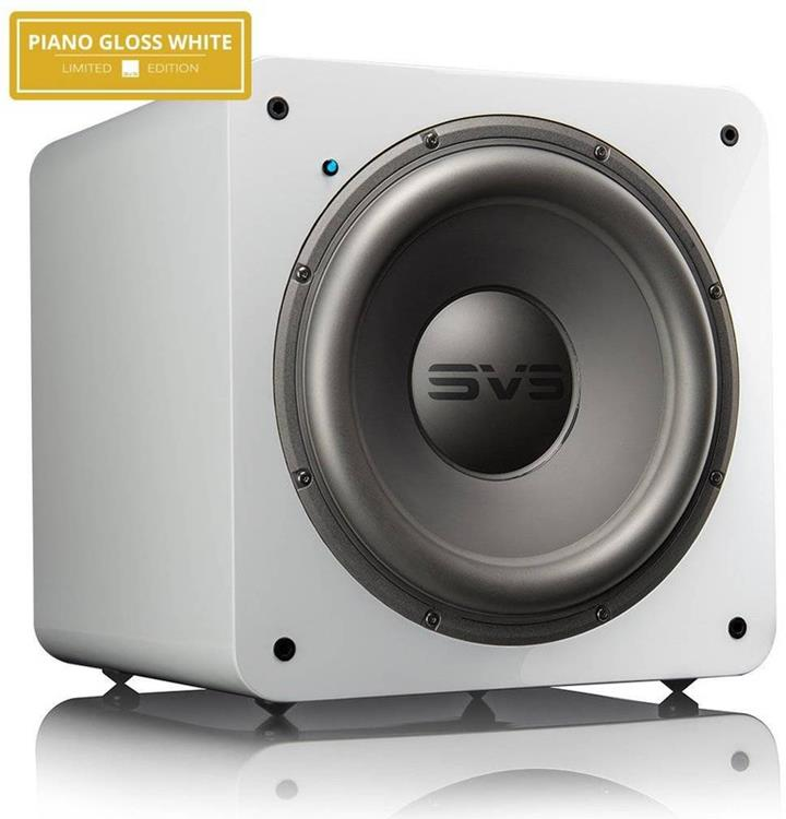 SVS SB2000 PRO Subwoofer Wit (Piano Gloss)