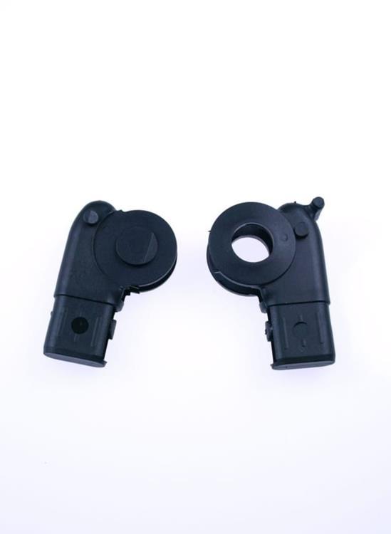Kettler set verstelnokken (open en dicht)