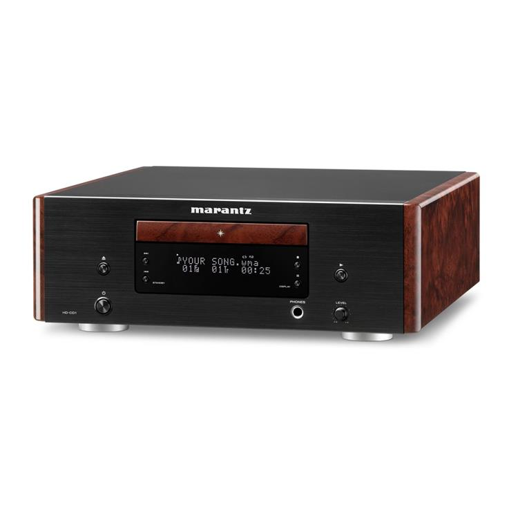 Marantz HD-CD1 Zwart
