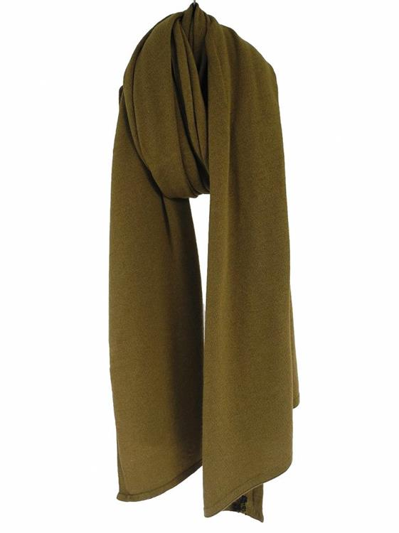 Cosy Chic sjaal - Military Green