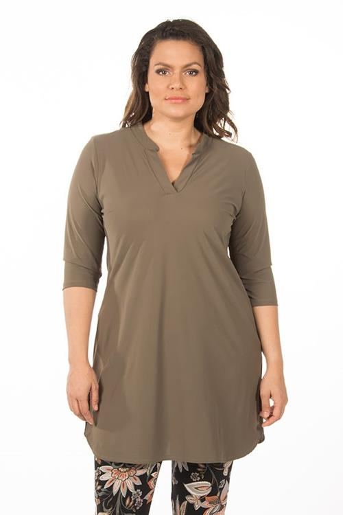 Twister tuniek Jill Sensitive  4990 Khaki