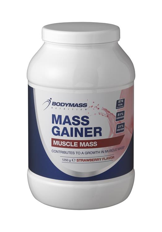 Bodymass Nutrition Mass Gainer