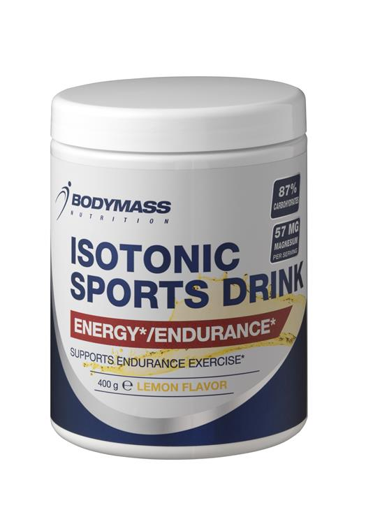 Bodymass Nutrition Isotonic Sports Drink