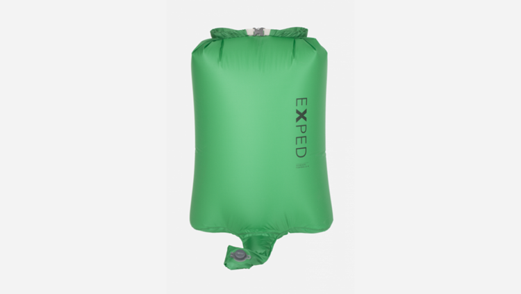 Exped Schnozzel Pumpbag Ul M Green Pomp