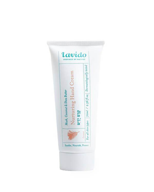 Lavido - Nurturing Hand Cream - Musk, Coconut&Shea Butter - 70 ml