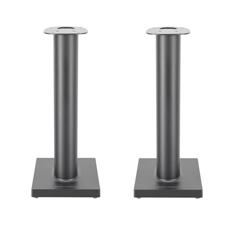 Bowers & Wilkins Formation Duo Stands ZWART (set)