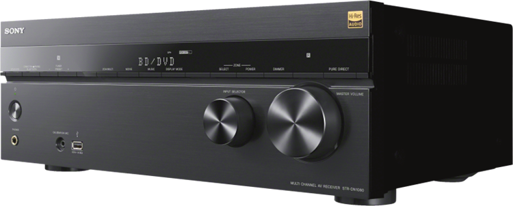 Sony STR-DN1080 7.2 AV RECEIVER