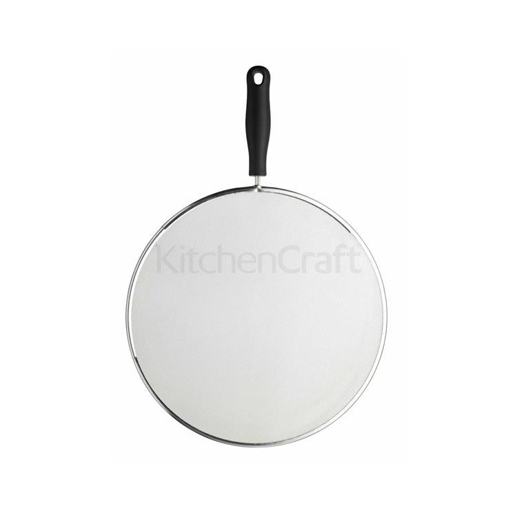 KitchenCraft spatdeksel - 28 cm