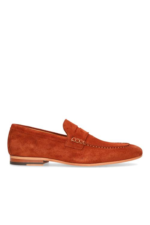 Loafer suede