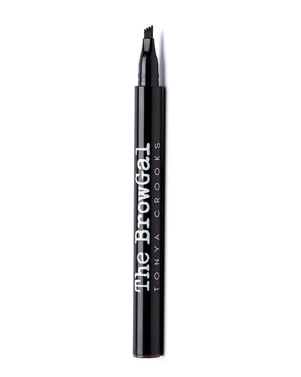 The BrowGal - Ink It Over Brow Tattoo Pen Brown Hair - 1 ml