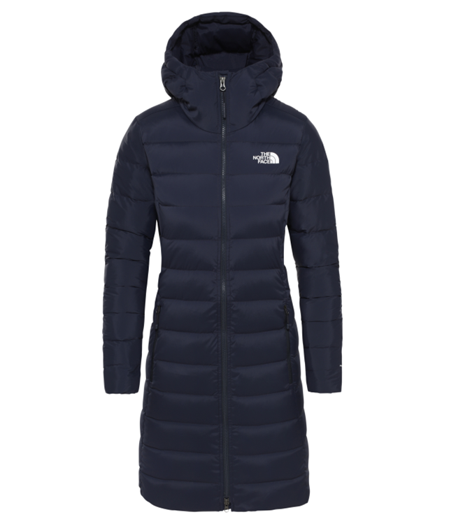 The North Face W Stretch Down Parka Dames
