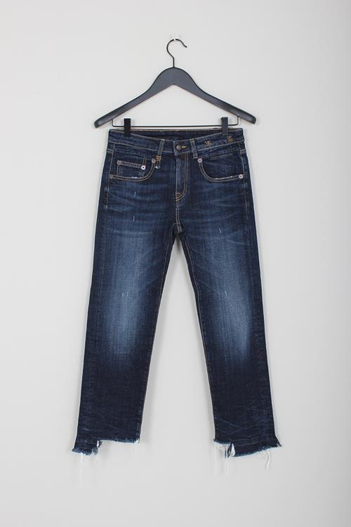 R13 boy straight howell indigo