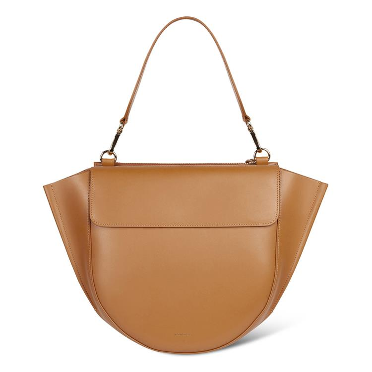 Wandler hortensia bag medium caramel