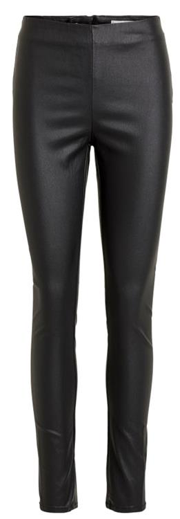 Vicommit coated rwss plain legging Black
