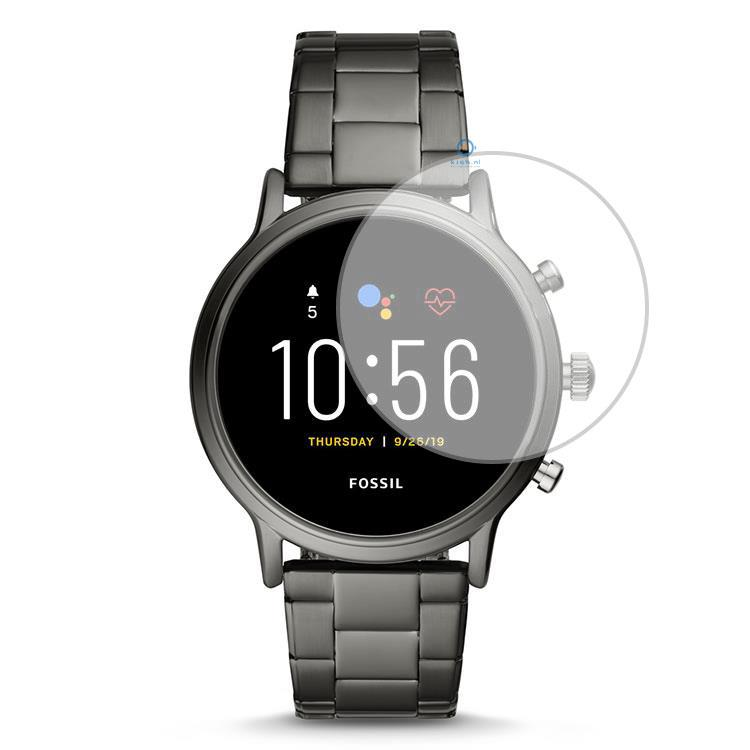 Fossil Q The Carlyle HR (Gen 5) Screen Protector