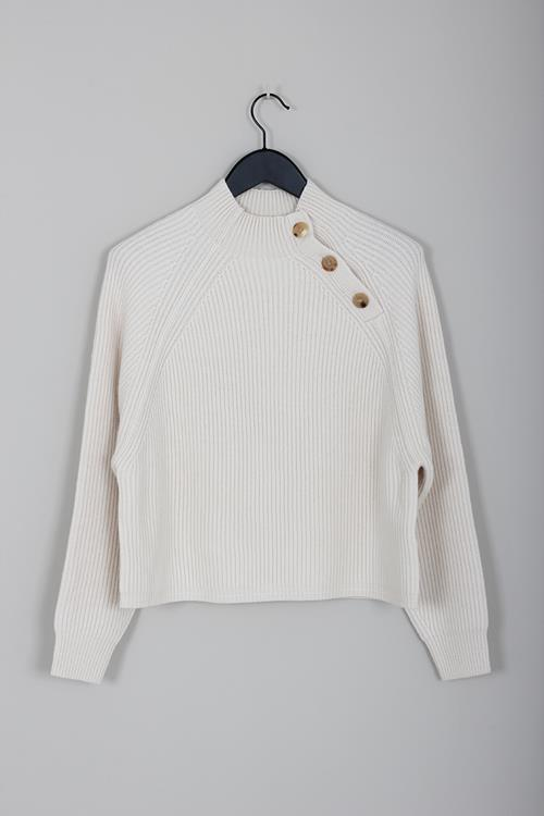 Acne Studios kabby sporty wool off white