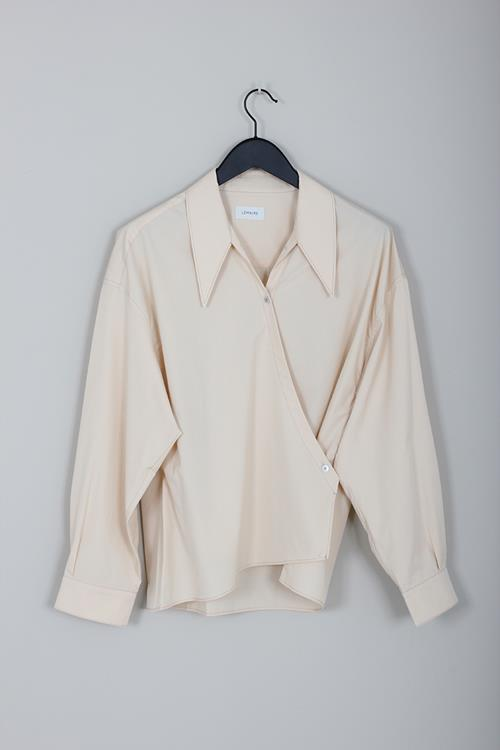 Lemaire new twisted shirt ecru