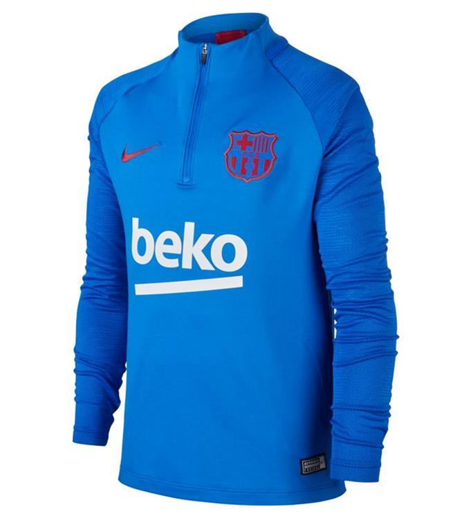 Nike FC Barcelona Strike Trainingsshirt 20192020 Y