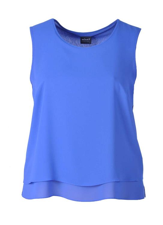 Hermann Lange top 622712 Blauw