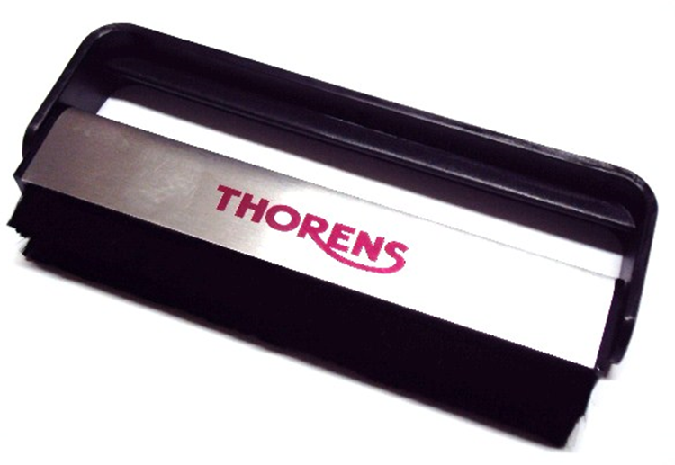 Thorens Carbon brush platenborstel