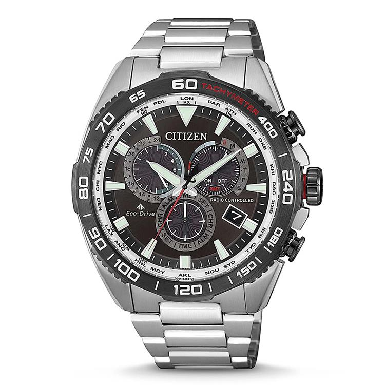 Citizen horloge CB5036-87X Eco-Drive Radio Controlled