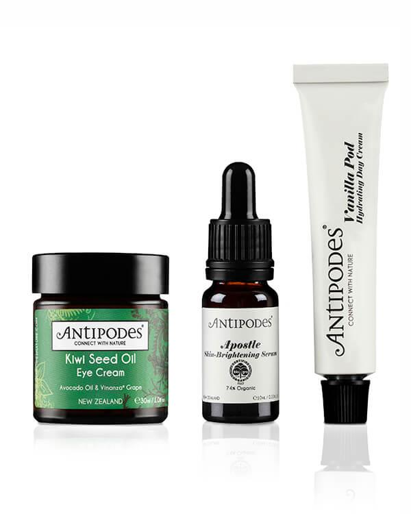 Antipodes - Beauty Icons - 30 ml + 15 ml + 10 ml