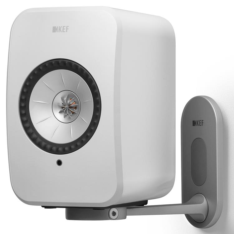 KEF B1 Wall bracket Zilver (set)