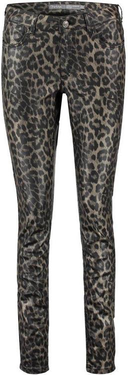 Geisha pants leopard black/gold
