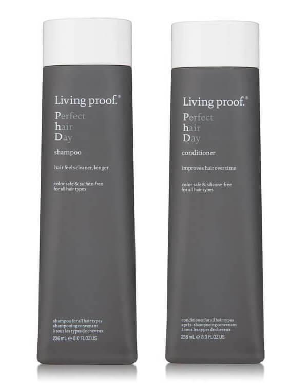 Living Proof - Perfect Hair Day (PhD) Shampoo + Conditioner - 2 x 236 ml